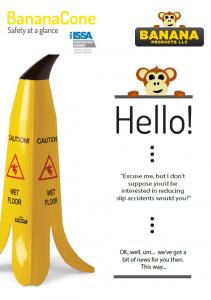 Bananacone Brochure Cover