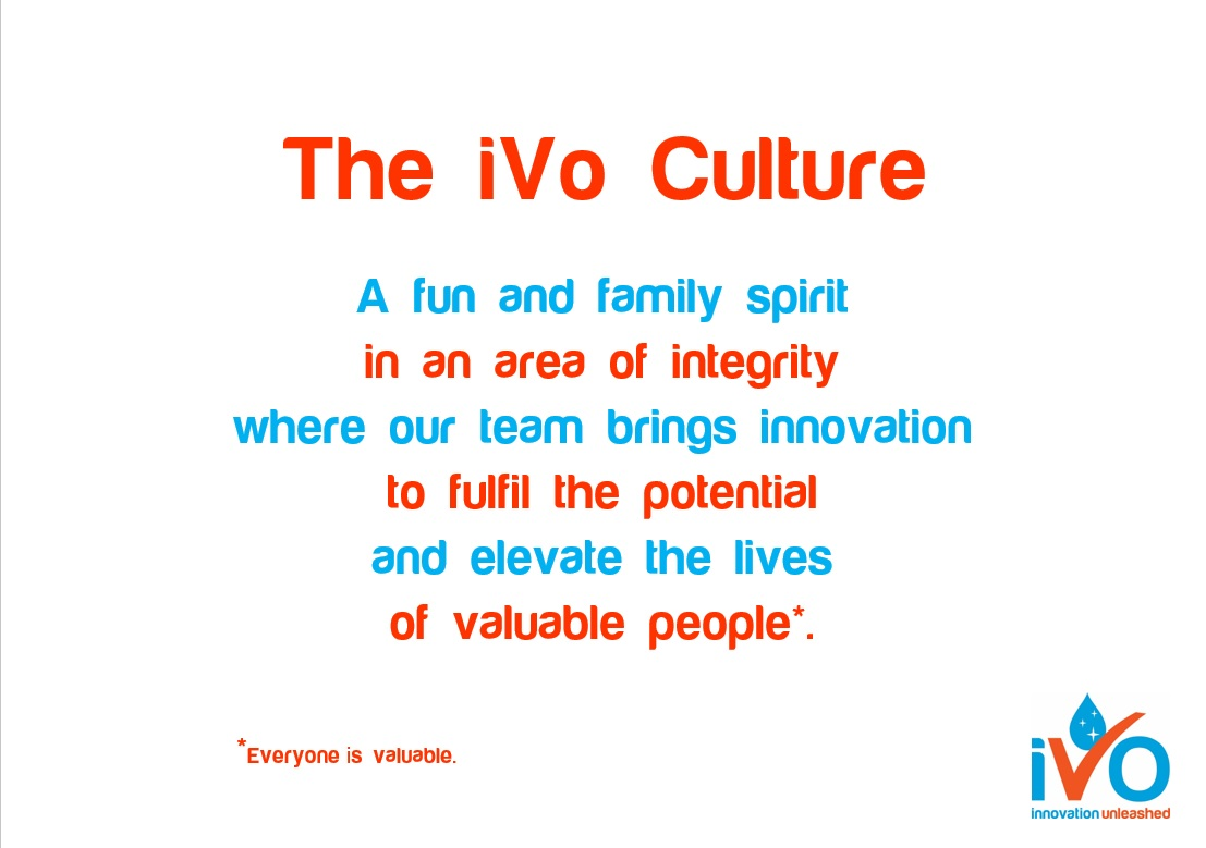 The iVo Culture